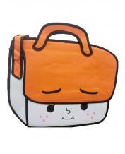 2D ANIME CANVAS SHOULDER BAG