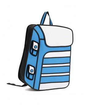 JAPANESE FASHION ANIME WHIMSY FUME PAPER BACKPACK