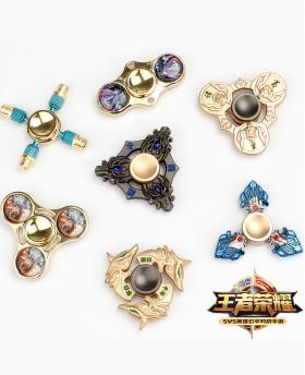 Glory of the King No.2 Tri Fidget Hand Spinner Focus Finger Gyro EDC Toy