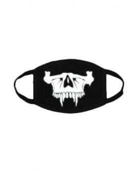 Special 3M Reflective Material Halloween Rave Mask For Ravers No.15