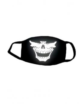 Special 3M Reflective Material Halloween Rave Mask For Ravers No.13