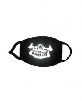 Special 3M Reflective Material Halloween Rave Mask For Ravers No.12