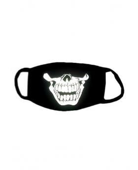 Special 3M Reflective Material Halloween Rave Mask For Ravers No.5