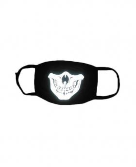 Special 3M Reflective Material Halloween Rave Mask For Ravers No.4