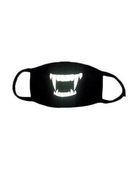 Special 3M Reflective Material Halloween Rave Mask For Ravers No.2