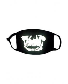 Special 3M Reflective Material Halloween Rave Mask For Ravers No.1