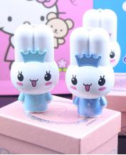 Cartoon Miffy Rabbit 5200mAh Small Portable Charger Power Bank For Cell Phone