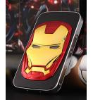 Super Cool Iron Man Portable Power Bank for Cell Phone 6000mAh