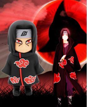 Creative Naruto Cartoon Characters Portable Charger Power Bank 5200mAh - NO. 6 Uchiha Itachi