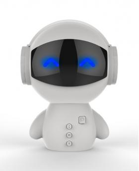 Creative Cute Robot Bluetooth Speaker Power Bank