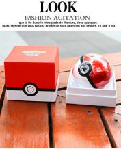 Cute 3rd Generation Pokemon Ball Power Bank Projection Light Cool! 6000MAH