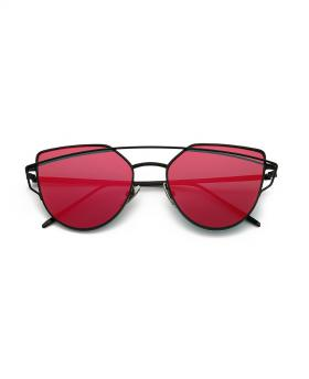 Fashion Polarizer Irregular Unique Sunglasses