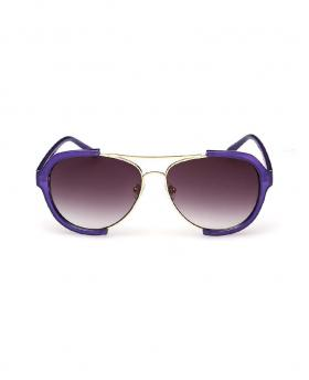 Fashion Half Frame Anti-UV Sunglasses