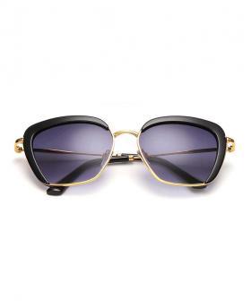Metal Frame Coating Fashion Sunglasses