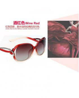 Fashion Bow Frame HD Polarized Sunglasses