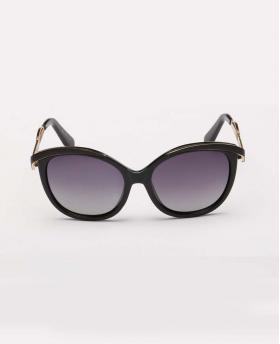 Fashion Stitching Color Polarizing Sunglasses