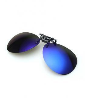 Ultra-light Polarizer Clip Glasses