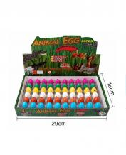 Hatching Growing Dinosaur Dino Eggs Kids Toy Add Water Magic 10 Pcs