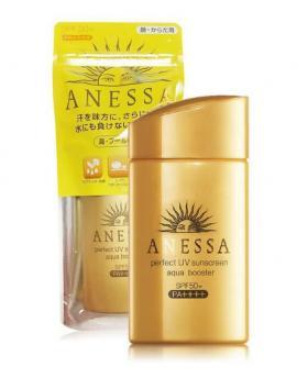 Japan ☀Shiseido☀ ANESSA Perfect UV Sunscreen SPF50+ PA++++ 60ml
