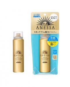 JAPAN SHISEIDO ANESSA Perfect UV Spray Sunscreen Aqua Booster SPF 50, 60g
