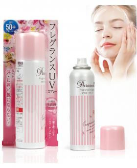 Japan NARIS UP Parasola Fragrance UV Sun Spray SPF50+ PA++++ 90g