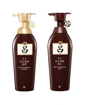 Korea Ryo / Ryoe Hair Strengthener shampoo & Conditioner 400ml