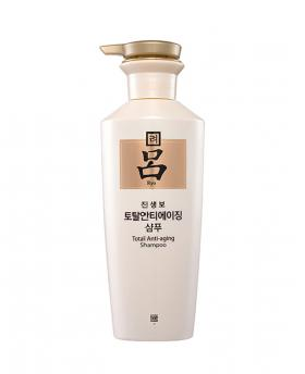 Ryo Ginsengbo Shampoo & Conditioner for Oily Scalp 400ml