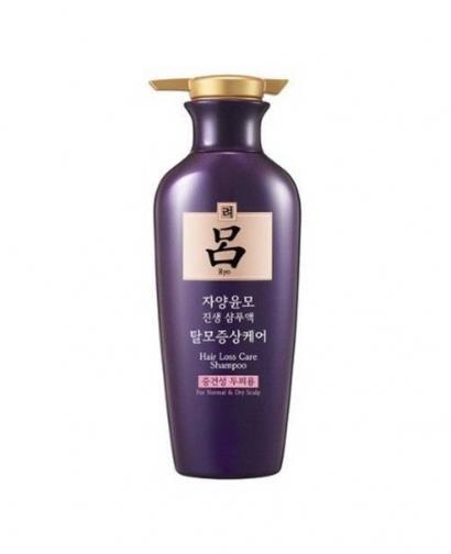 Korea Ryo  Jayang Yoon Mo Anti Hair loss Shampoo For Normal & Dry Scalp