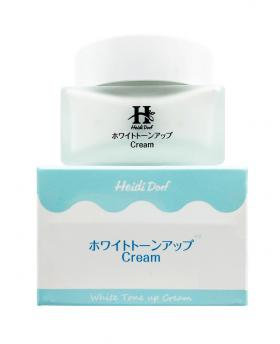 Japan Heidi Dorf WHITE TONE UP CREAM 40g Hokkaido Milk