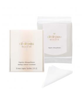 Japan CPB Clé de Peau Makeup Remover Towelettes 50 Sheets