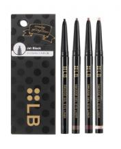 Japan LB Smudge Waterproof Gel Pencil Eyeliner 0.12g
