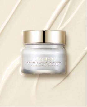 FORENCOS WONDERWERK MARULA TONE UP CREAM 50ml Correction Brightening,Whitening Cream