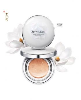 Sulwhasoo Perfecting Cushion Brightening 15g + refill