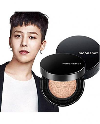 [Moonshot] GD Microfit Cushion 12g (SPF50+PA+++)  + Refill YG Ent Cosmetic