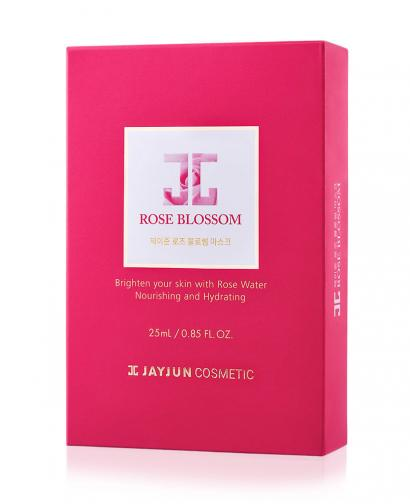 JAYJUN ROSE BLOSSOM Brighten MASK 25 ml x 1 sheet