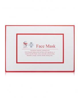 Japan SPA TREATMENT HAS Face Mask - 1 Box/ 5 Pieces