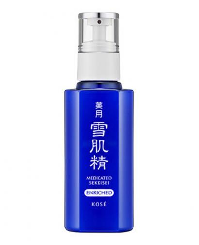 Japan KOSE Sekkisei Medicated Emulsion Enriched Whitening Moisturizers 140ml