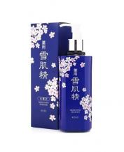 Japan Kose Sekkisei Medicated Lotion 500ml Cherry Limited Edition