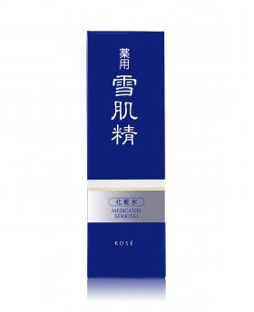 Japan Kose Medicated Sekkisei Whitening Lotion Toner 360ml