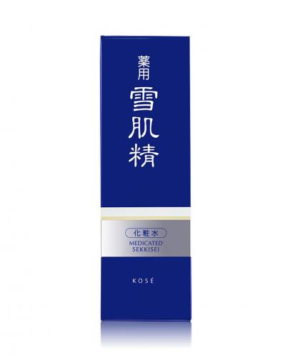 Japan Kose Medicated Sekkisei Whitening Lotion Toner 360ml