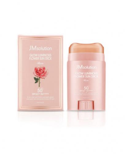 [JMsolution] Glow luminous Flower Sun Stick - 21g (SPF50+ PA++++)