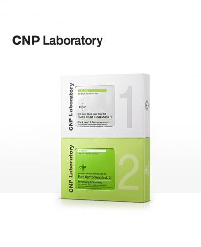 Korea CNP Laboratory Anti-pore Blackhead Clear Kit Pore Tightening 10 Set