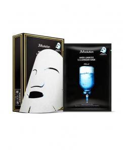 Korea JMsolution WATER LUMINOUS S.O.SRINGER MASK BLACK 1 Piece