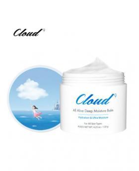 Korea Cloud 9 All Alive Deep Moisture Balm (Hydration & Ultra Moisture) 120g