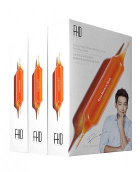 FHD Korea Orange Mask Fancy High Dream Aqua Moisture Bomb Mask repair moisturizing 28ml x 10 sheets