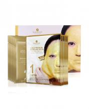 SHANGPREE Gold Premium Modeling Mask 5 pcs