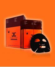 Korea JAYJUN Real Water Brightening Moisturizing Black Mask Pack 3STEP (10pcs)