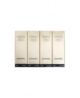 CHANEL Sublimage La Creme Yeux Ultimate Regeneration Eye Cream 6 x 3ml