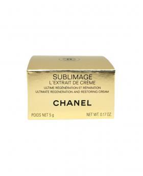 CHANEL Sublimage L'extrait De Creme Ultimate Regeneration and Restoring Cream 5g