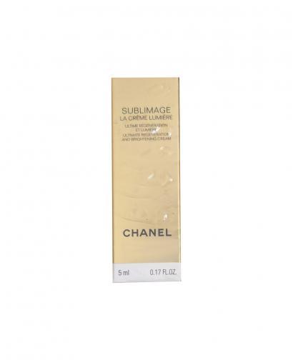 CHANEL Sublimage La Creme Lumiere Ultimate Regeneration And Brightening Cream 6x5ml
